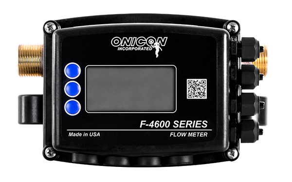 Onicon Ultrasonic Flow Meter