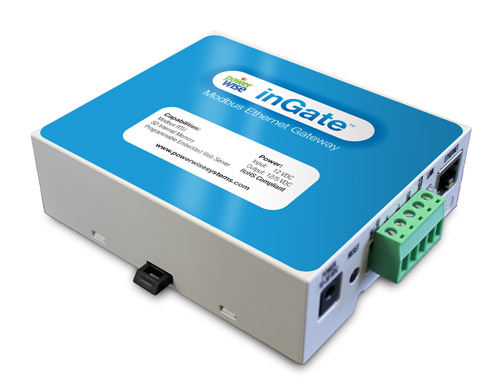 PowerWise inGate commercial grade ethernet gateway
