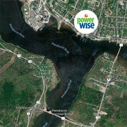 PowerWise Bucksport Penobscot River
