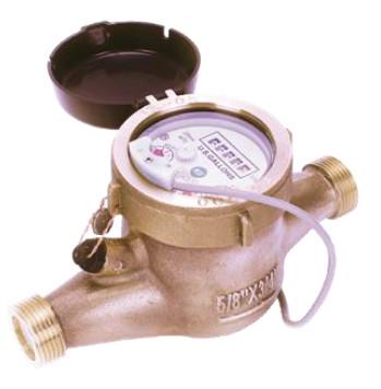Seametrics Water Flow Meter