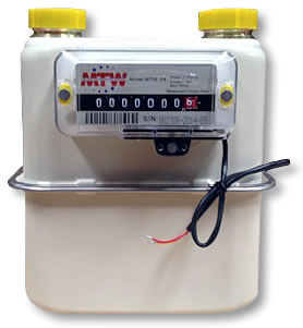 IMAC Systems Propane Natural Gas Meter