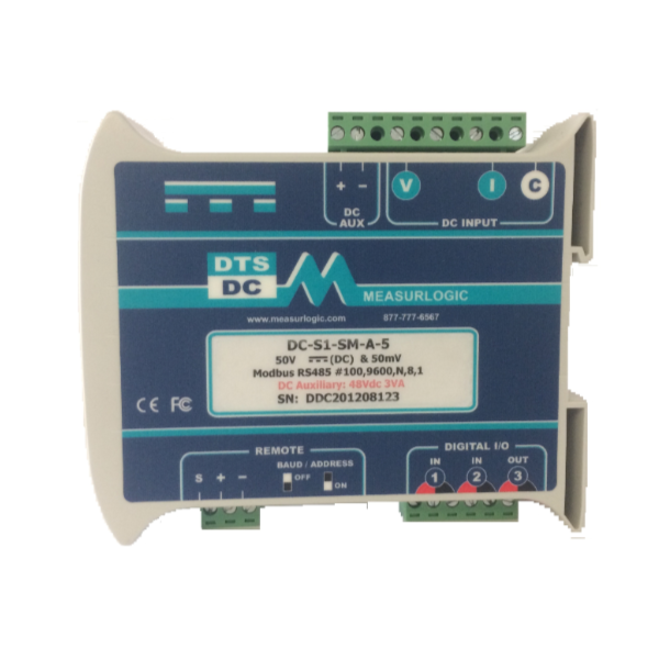 MeasurLogic AC or DC meter