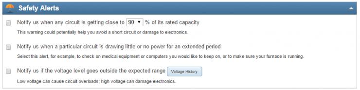 SiteSage Safety Alerts